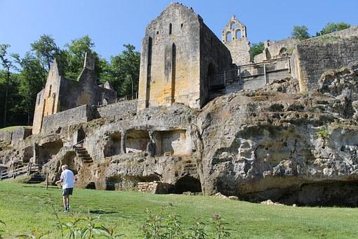 vacance avec chien périgord visite château